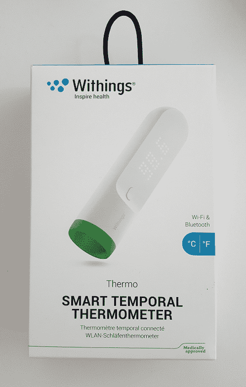 thermo withings test complet du thermom tre connect withings. Black Bedroom Furniture Sets. Home Design Ideas