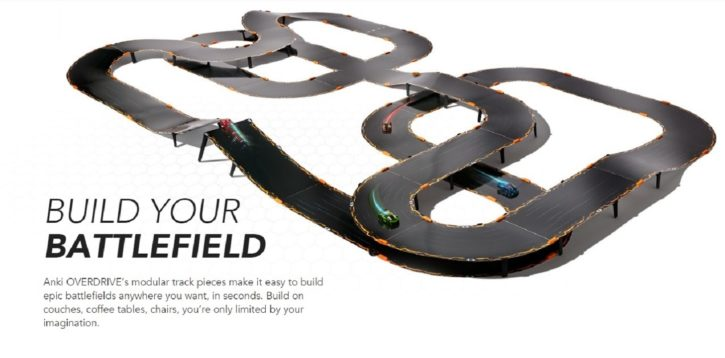 anki overdrive officielles circuit