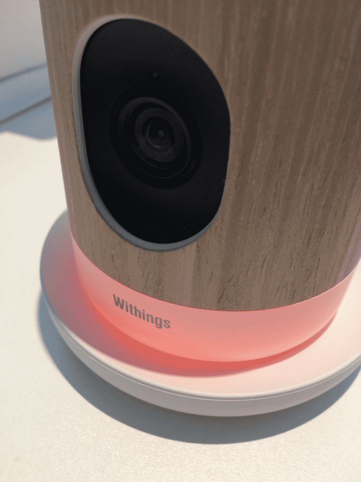 home de withings installation