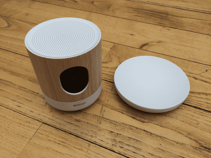 home de withings socle