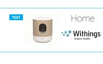 [TEST] Home de Withings : la caméra connecté qui berce vos enfants