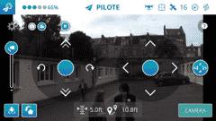 Application Breeze 4k selfie