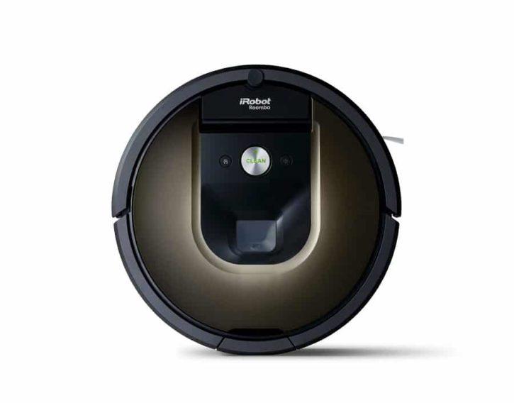 Roomba 980 aspirateur connecté