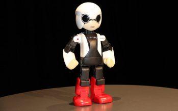 Toyota se lance dans la robotique avec Kirobo, le robot compagnon