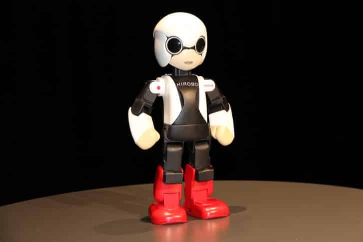 kirobo robot toyota