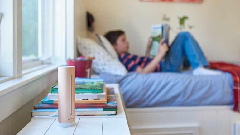 netatmo healthy home coach surveillez la qualit de l 39 air de la maison. Black Bedroom Furniture Sets. Home Design Ideas