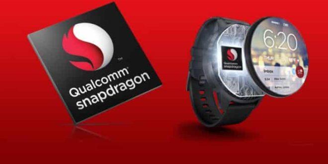 Processeur Qualcomm Snapdragon Wear pour montres connectées Wear OS