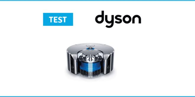 Test Dyson 360 Eye