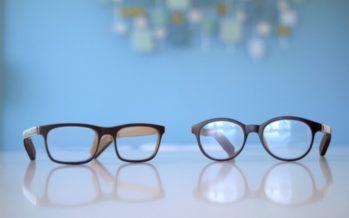 Vue : les lunettes connectées simples, élégantes et stylées