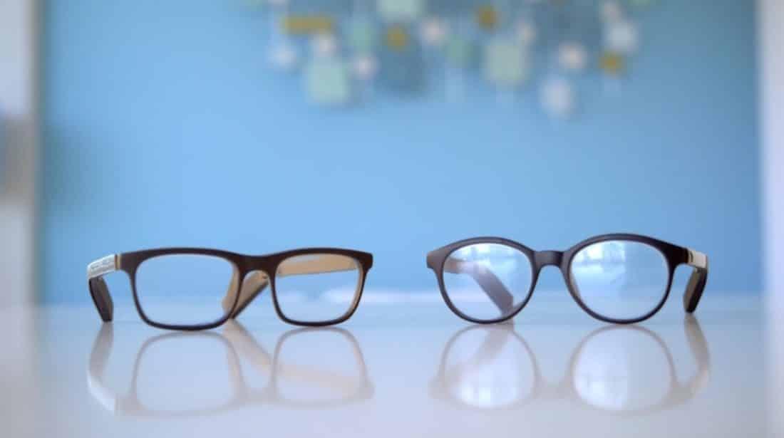 lunettes connectees vue