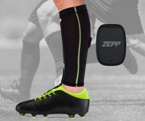 Zepp Play Soccer : un traqueur d'activité pour le football !