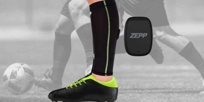 Le traqueur d'activité Zepp Play Soccer pour le football