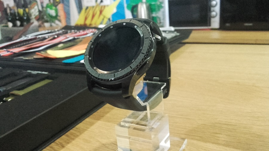 Samsung Gear S3 vs Gear S2 Frontier