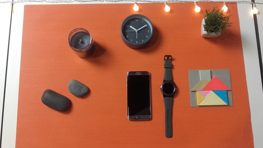 Samsung Gear S3 vs Gear S2 montres présentation