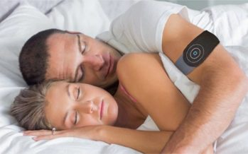 Anti-Snore Wearable : le brassard anti ronflement connecté ultime ?