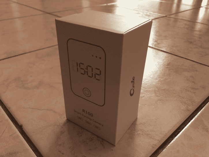 camile r100 emballage