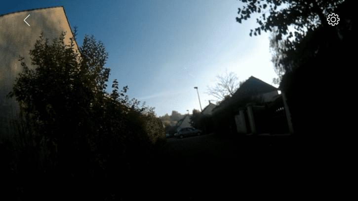 camile r100 video