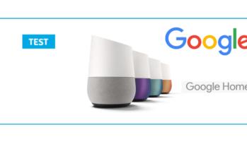 [TEST] Google Home : la maison à la portée de voix