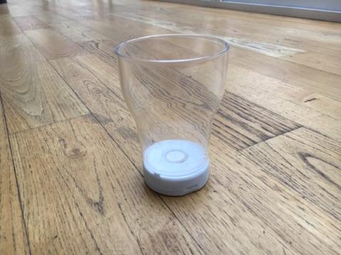 Auxivia verre connecté