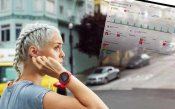 Polar M200 : cardiofréquencemètre et GPS pour un petit prix