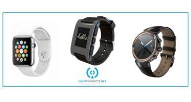 Guide complet : Quelle montre connectée pour iPhone choisir ?