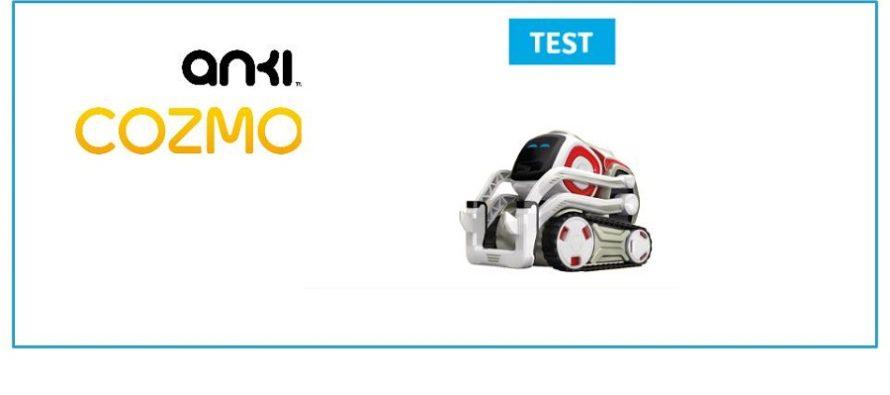 [Test] Cozmo : l'adorable robot compagnon d'Anki