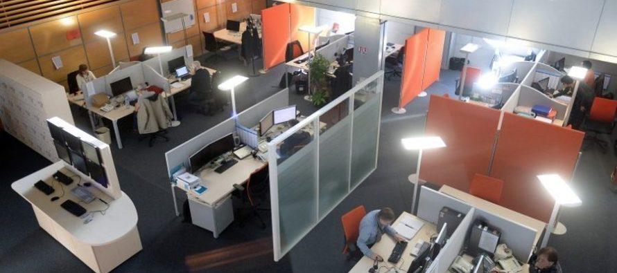 silent space solution anti bruit pour tre plus concentr au bureau. Black Bedroom Furniture Sets. Home Design Ideas