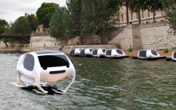SeaBubble : les voitures volantes vont bientôt débarquer à Paris