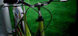 Wink, un guidon connecté pour ne plus perdre sa route ni son vélo