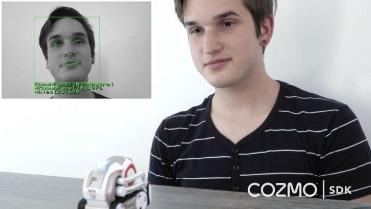 cozmo test sdk anki