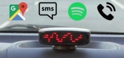 Dashbot, un assistant main libre pour la voiture à la sauce K2000