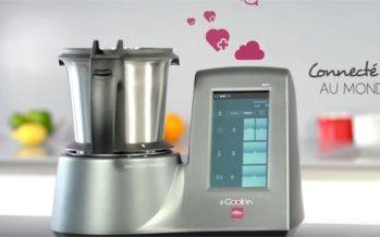i-Cook'in, le robot de cuisine à tout faire connecté de Guy Demarle