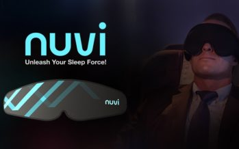 Nuvi : un masque de sommeil connecté pour mieux dormir