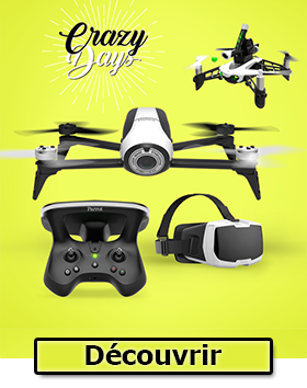 parrot drone promo