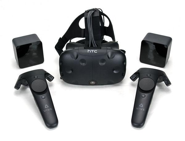 Guide casques réalité virtuelle noël HTC Vive