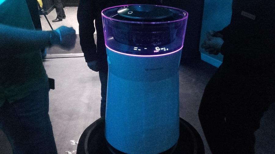 LG Signature purificateur d'air