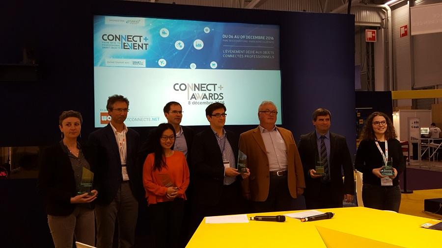 Connect + Event lauréats gagnants