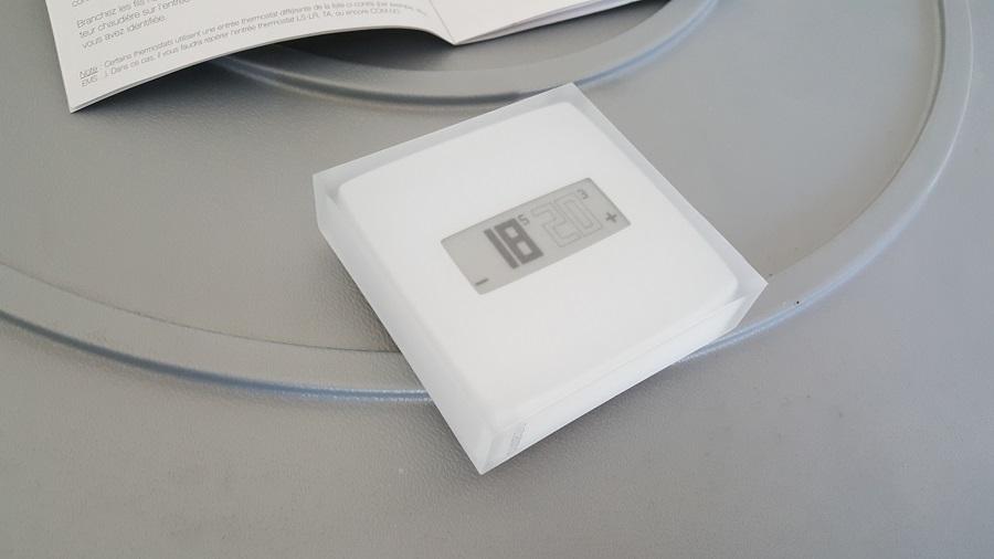Guide d'installation thermostat Netatmo tutoriel chaudière