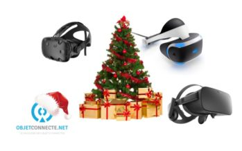 Quel casque de réalité virtuelle choisir pour Noël ?