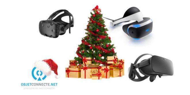 Guide casques réalité virtuelle noël