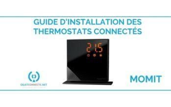 [TUTO] Guide d'installation du thermostat Momit