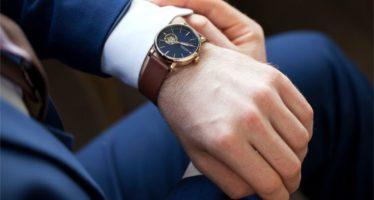 Origin de Brayton, la première montre mécanique connectée