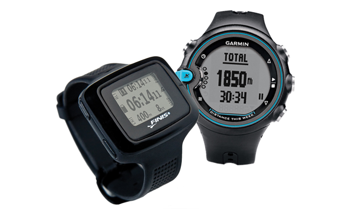 tracker noël garmin swim