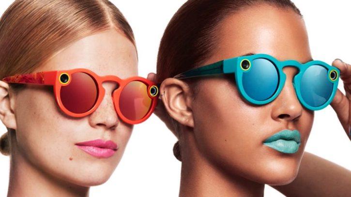retour lunettes connectees 2017 spectacles snapchat