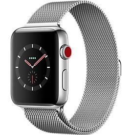 Montre connectée iPhone Apple Watch 3