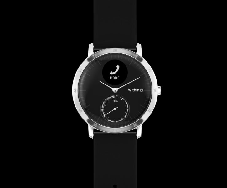 Withings Steel HR officielles