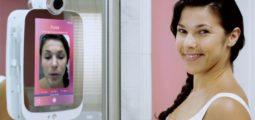 HiMirror, le premier miroir connecté au service de la beauté des femmes