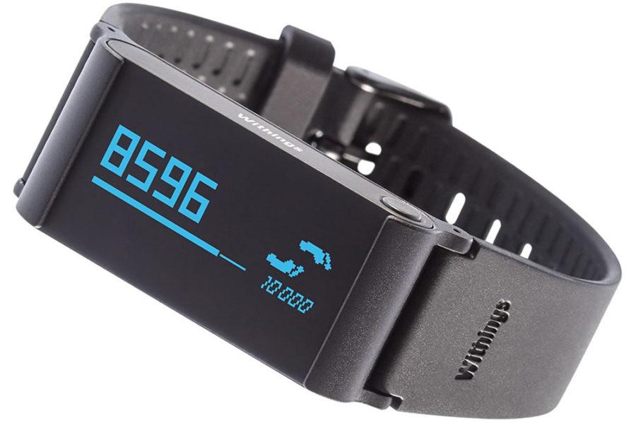 Withings Pulse meilleur pédomètre bracelet connecté