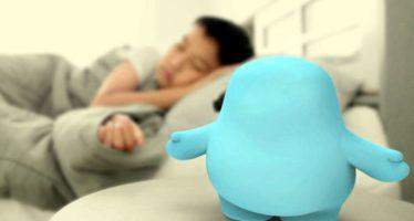 Meyko, un petit compagnon qui prendra soin des enfants asthmatiques