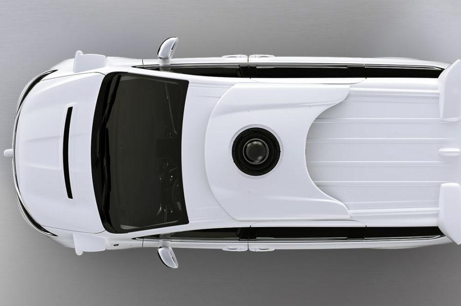 Monospace autonome Waymo photo image Google Car